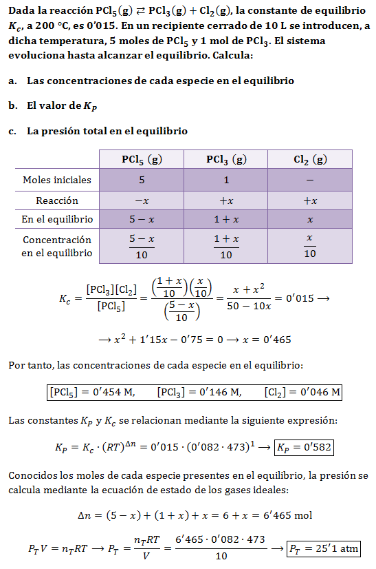 Ejercicio-equilibrio-kc-kp-Pcl5-Pcl3-Cl2