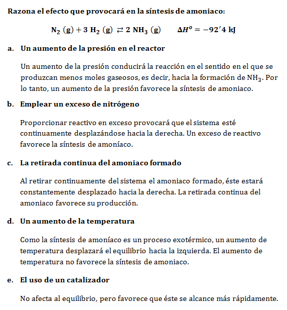 Le-Chatelier-Ejercicio-Sintesis-Amoniaco