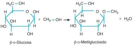 reaccion-glucosa-metanol-acetal