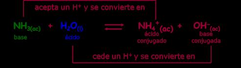 amoníaco B-L