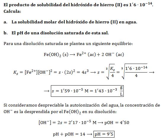 Ejercicios-constante-producto-solubilidad-Fe(OH)2