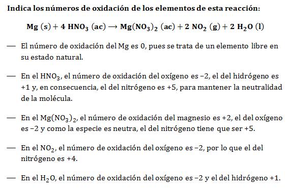 Nmero de oxidacin lidia con la qumica ejercicio 1 urtaz Image collections
