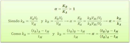 Factor-selectividad