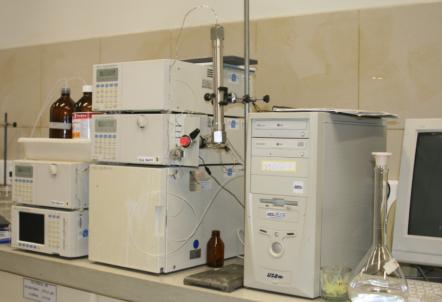HPLC-cromatografo