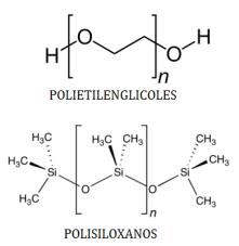 polietilenglicoles-polisiloxanos