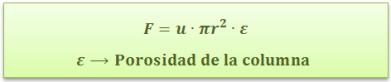 tasa-flujo-porosidad