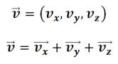 componentes-vector