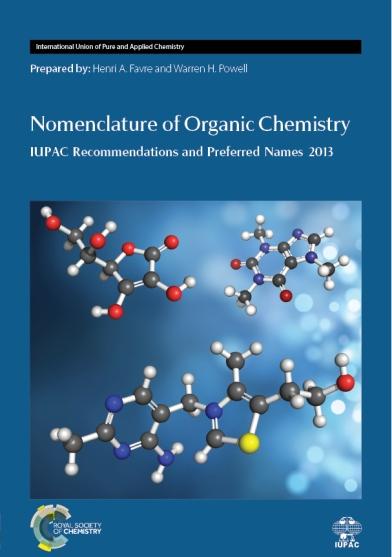Blue-book-Libro-azul-IUPAC-Organic-Chemistry-Compuestos-organicos